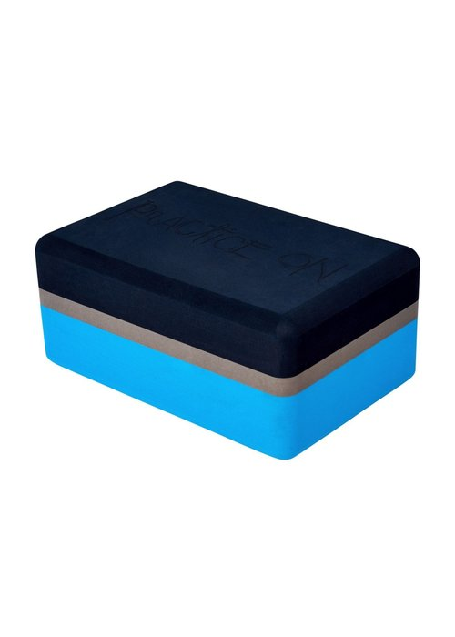 Manduka Manduka Recycled Foam Yoga Blok - Dresden Blue