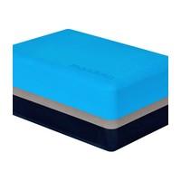 Manduka Recycled Foam Yoga Block - Dresden Blue