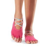 Toesox Yoga Sokken Elle Open Tenen - Jetset