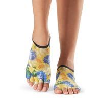 Toesox Yoga Sokken Luna Open Tenen - Capri