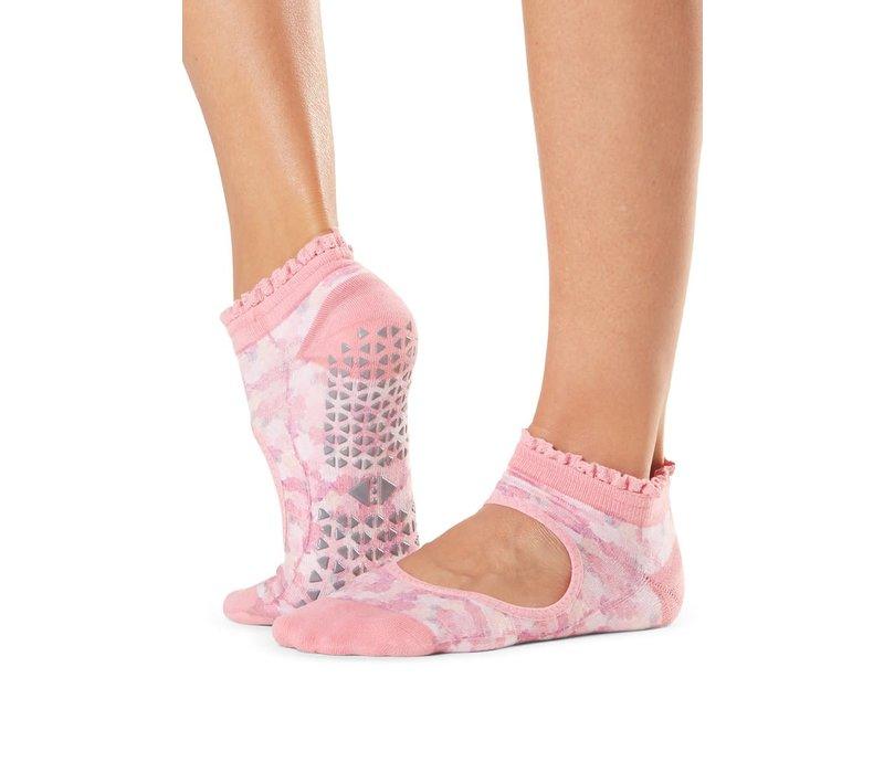 Tavi Noir Grip Socks Emma - Jardin