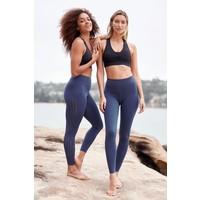 Dharma Bums Wonder Luxe Yoga Legging - Indigo