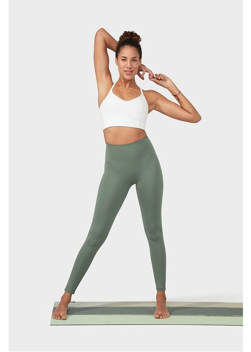 Manduka Manduka Performance High Rise Legging - Laurel Wreath
