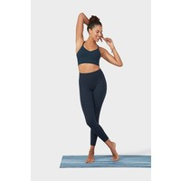 Manduka Performance High Rise Legging - Dark Sapphire