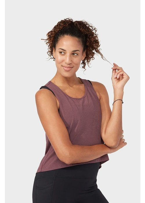 Manduka Manduka Pro Tech Tank High Low - Fig