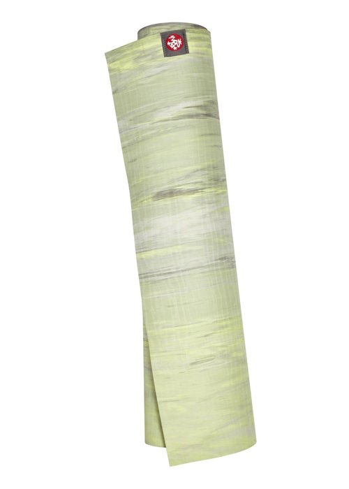 Manduka Manduka eKO Lite Yoga Mat 180cm 61cm 4mm - Limelight Marbled