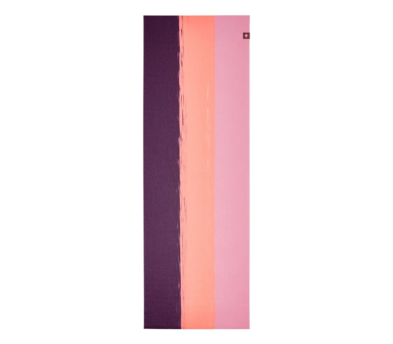 Manduka eKO Superlite Yoga Mat 180cm 61cm 1.5mm - Fuchsia Stripe