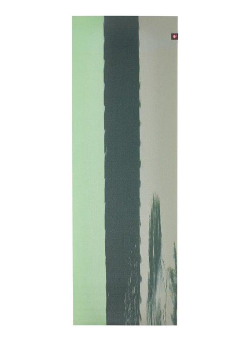 Manduka Manduka eKO Superlite Yogamatte 180cm 61cm 1.5mm - Green Ash Stripe