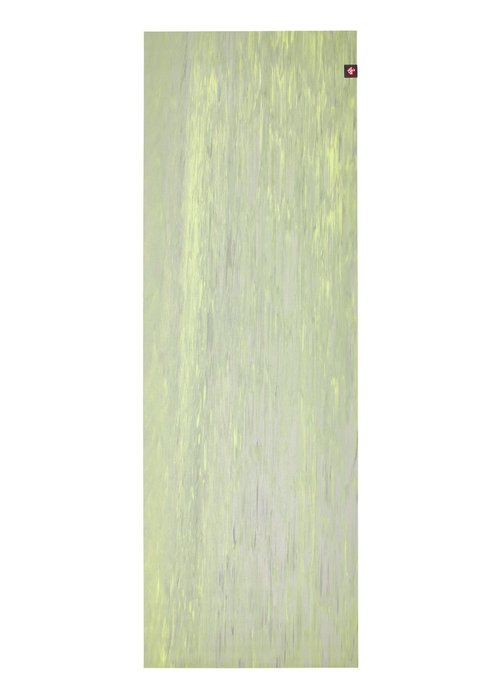 Manduka Manduka eKO Superlite Yogamatte 180cm 61cm 1.5mm - Limelight Marbled