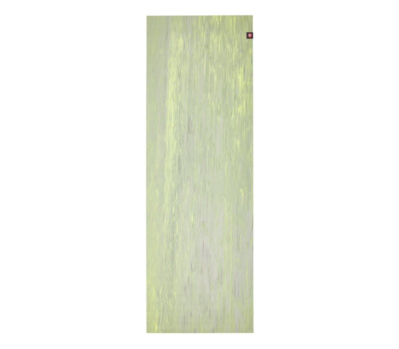 Manduka eKO Superlite Yoga Mat 180cm 61cm 1.5mm - Limelight Marbled