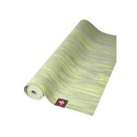 Manduka eKO Superlite Yogamatte 180cm 61cm 1.5mm - Limelight Marbled