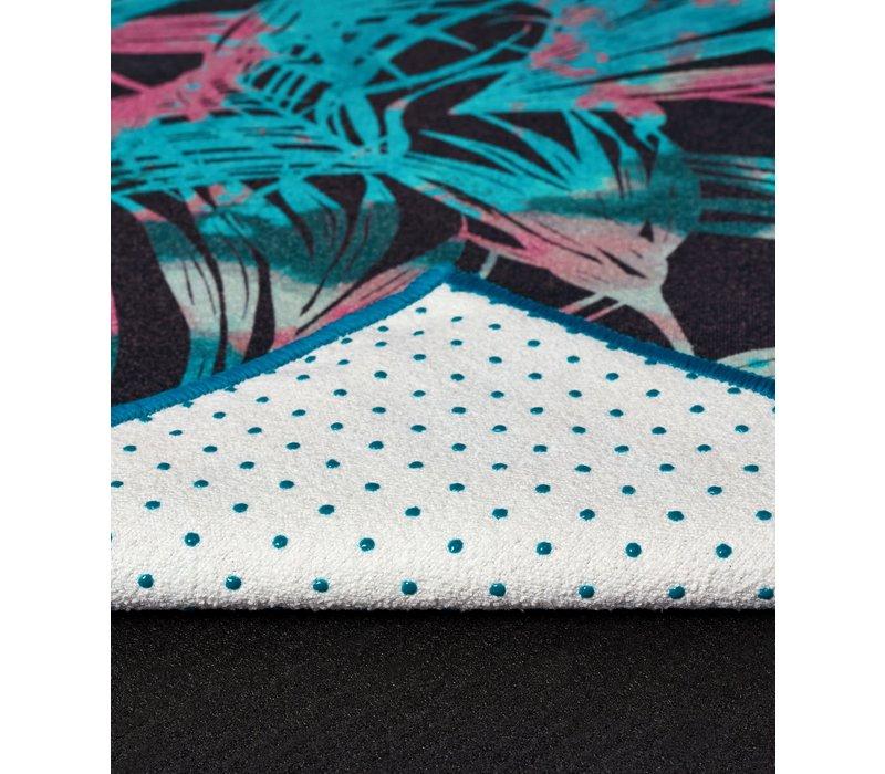 Yogitoes Yoga Handtuch 172cm 61cm - Tropics Black