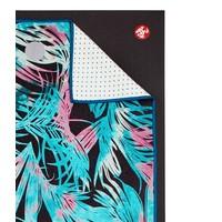Yogitoes Yoga Towel 172cm 61cm - Tropics Black
