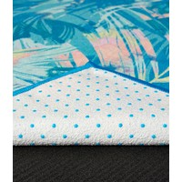 Yogitoes Yoga Handtuch 172cm 61cm - Tropics Blue