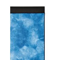 Manduka eQua Towel 182cm 67cm - Camo Tie Dye Blues
