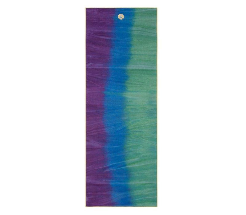 Yogitoes Yoga Towel 172cm 61cm - Peacock
