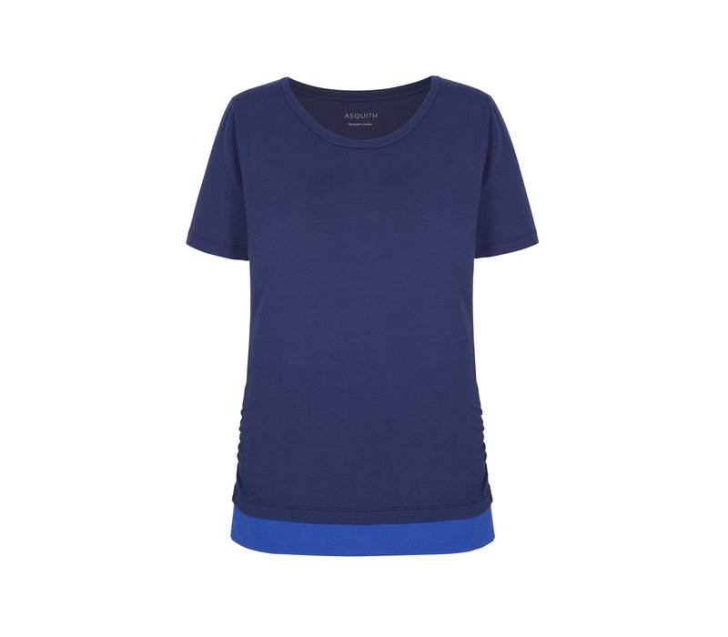 Asquith Bend It Tee - Ink