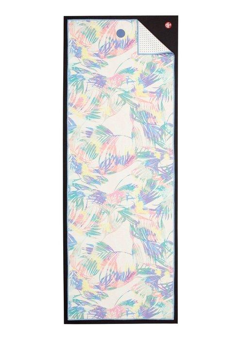 Yogitoes Yogitoes Yoga Handdoek 172cm 61cm - Tropics Multi