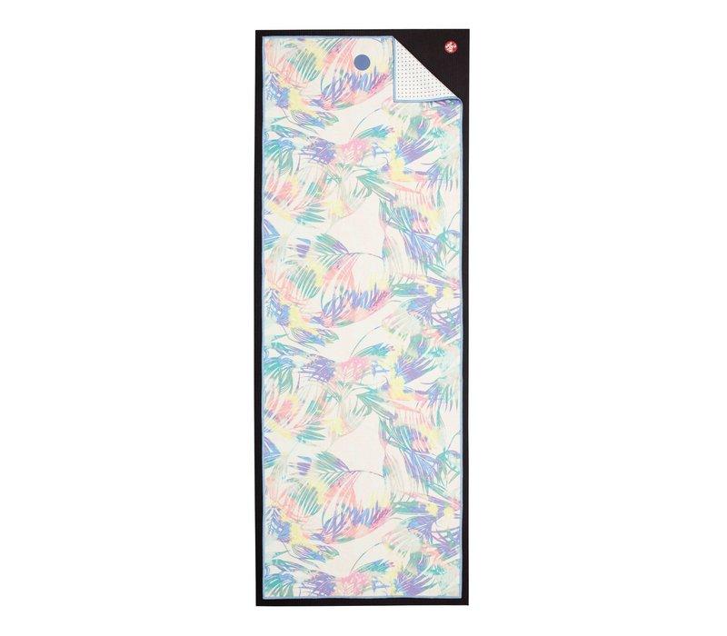 Yogitoes Yoga Towel 172cm 61cm - Tropics Multi