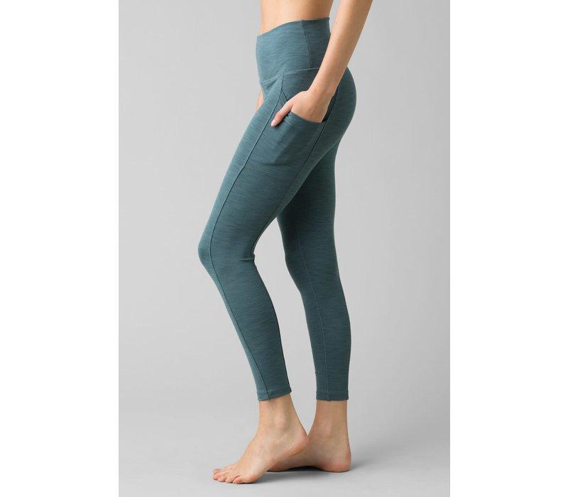 PrAna Becksa 7/8 Legging - Mirage Heather
