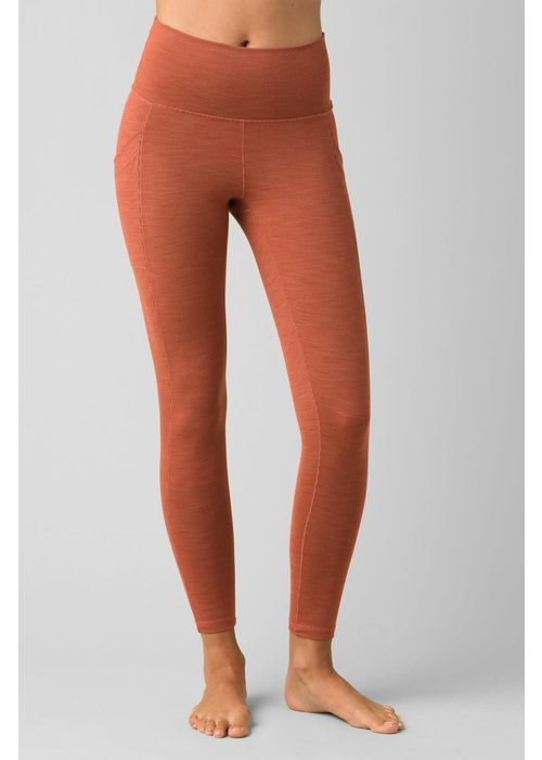 PrAna PrAna Becksa 7/8 Legging - Liqueur Heather