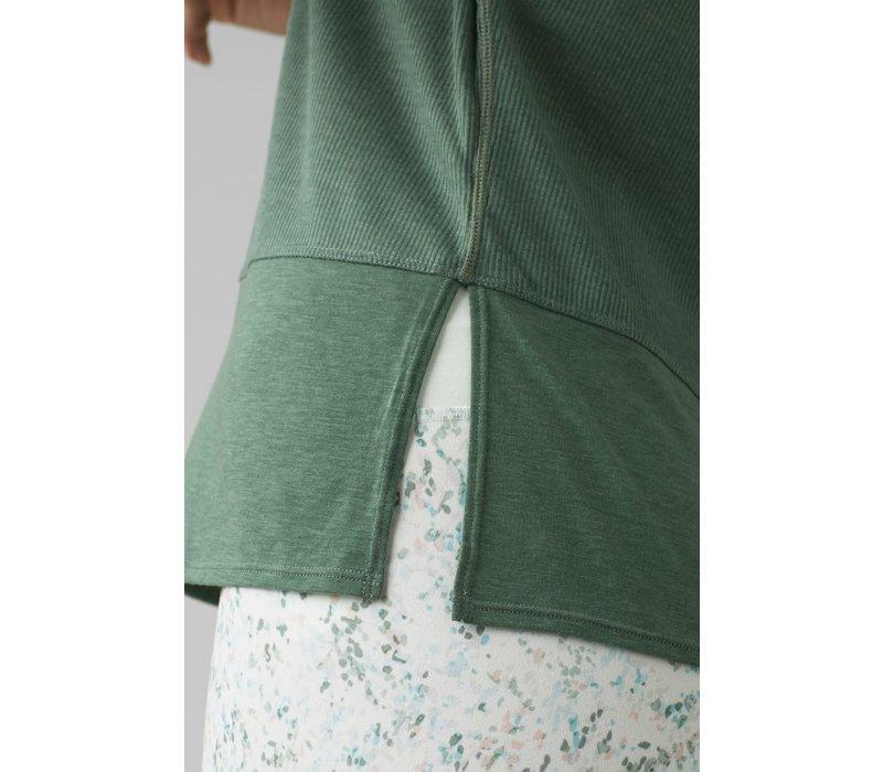 PrAna Kaila Short Sleeve Top - Canopy