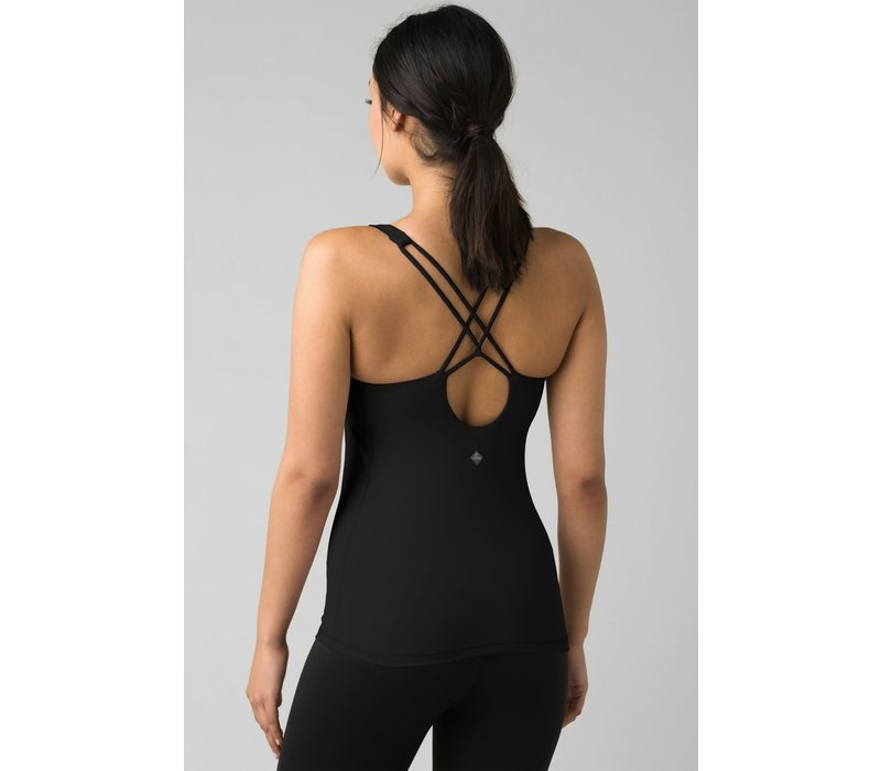 PrAna Everyday Support Top - Black