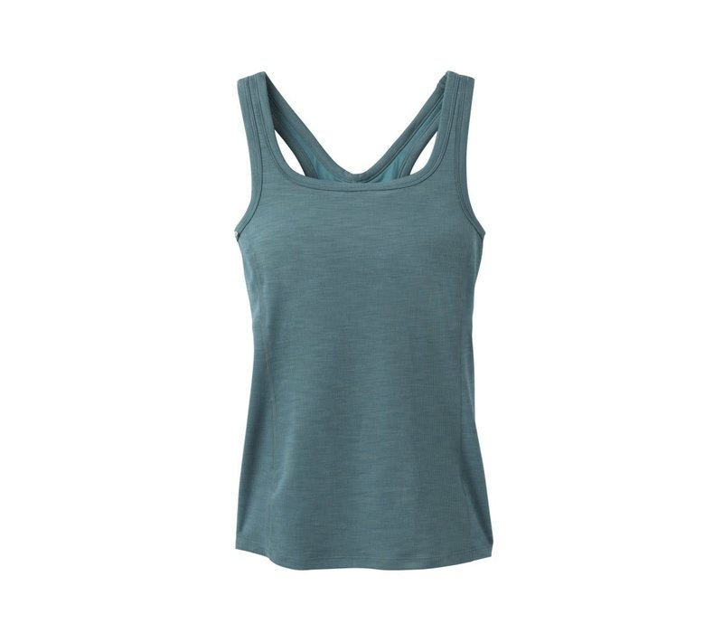 PrAna Becksa Tank - Mirage Heather