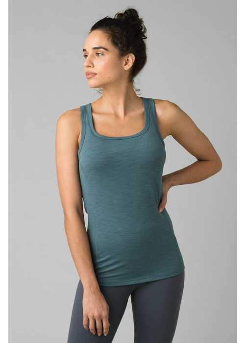 PrAna PrAna Becksa Tank - Mirage Heather