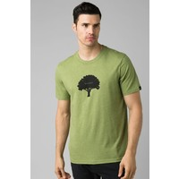 PrAna Tree Hugger Shirt - Matcha Heather