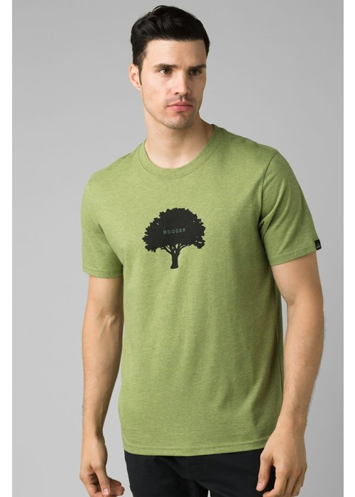PrAna PrAna Tree Hugger Shirt - Matcha Heather