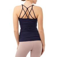Mandala Cable Yoga Top - Marine