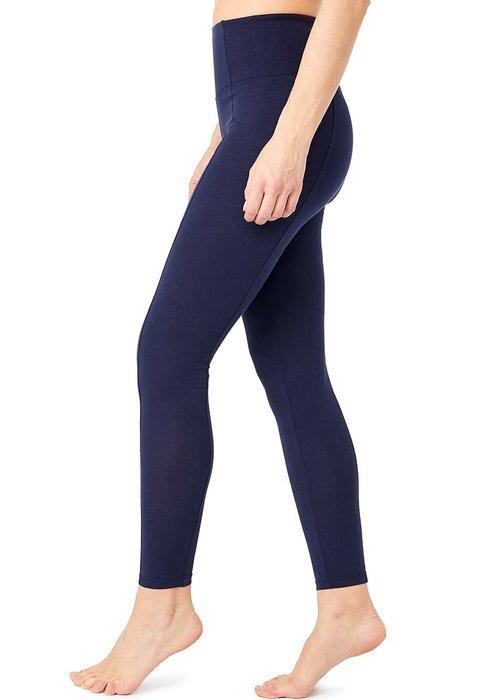 Mandala Mandala Slim Yoga Pants - Marine