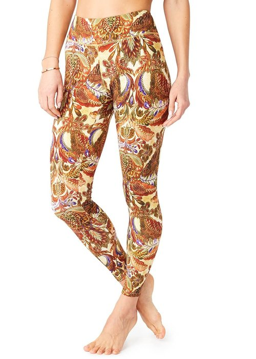 Mandala Mandala Join The Class Legging - Isfahan