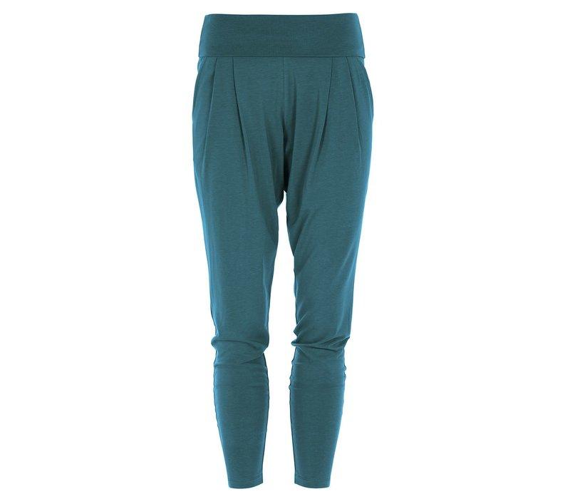 Mandala Studio Pants - Tropical Green