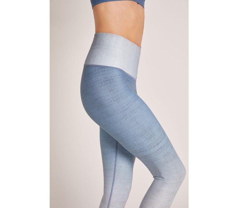 Niyama Sol Dip Dye Legging - Celestite