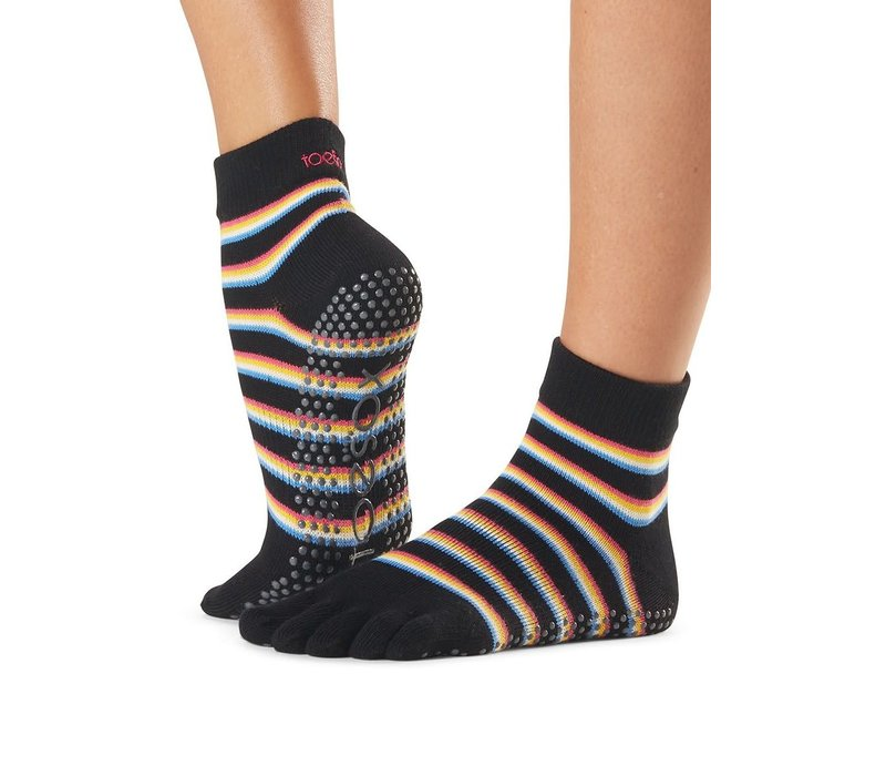 Toesox Ankle Full Toe - Mystique