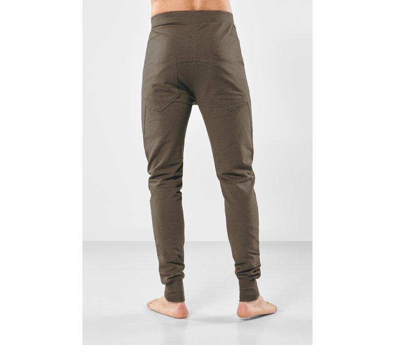 Renegade Guru Arjuna Yoga Pants - Inca Cacao