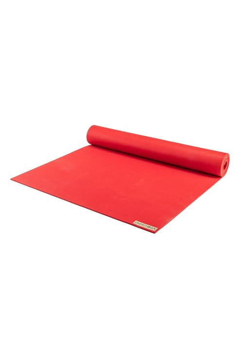 Jade Jade Harmony Yoga Mat 173cm 60cm 5mm - Fire Engine Red