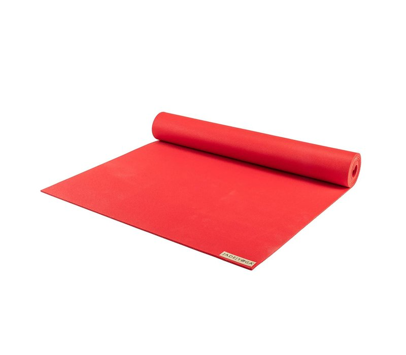 Jade Harmony Yogamat 173cm 60cm 5mm - Fire Engine Red