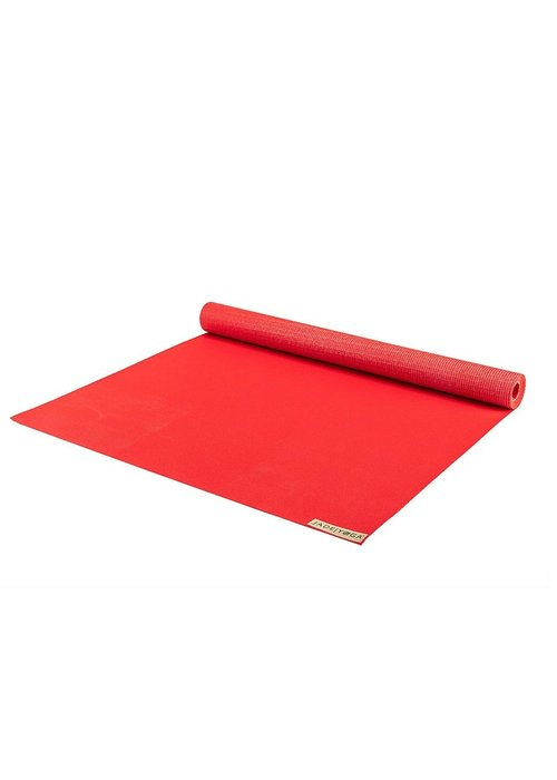 Jade Jade Voyager Yogamatte 173cm 60cm 1.5mm - Fire Engine Red
