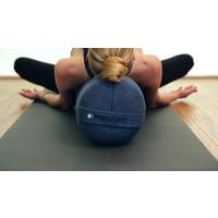 Manduka Yoga Bolster Round - Midnight