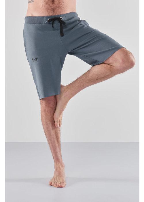 Renegade Guru Renegade Guru Bodhi Yoga Shorts - Green Earth