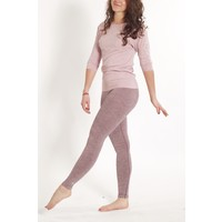 Tame The Bull Slimfit lll Legging - Eggplant