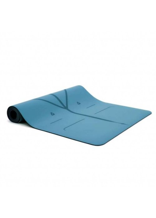 Liforme Liforme Travel Yogamat 180cm 66cm 2mm - Blue