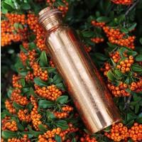 Forrest & Love Kupfer Trinkflasche 900ml - Graviert