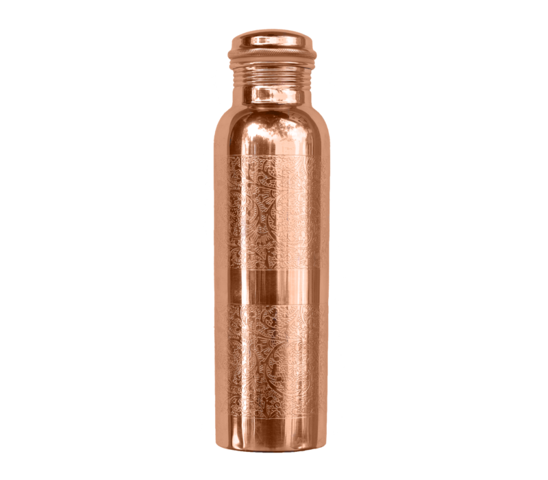 Forrest & Love Copper Bottle 900ml - Engraved