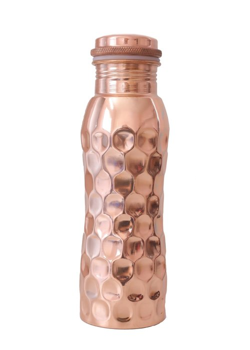 Forrest & Love Forrest & Love Koperen Drinkfles 600ml - Diamond