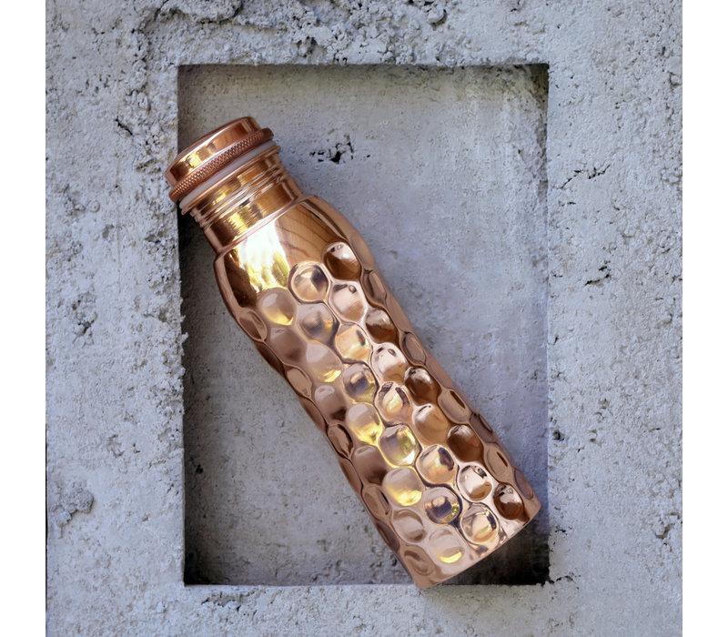 Forrest & Love Copper Bottle 600ml - Diamond
