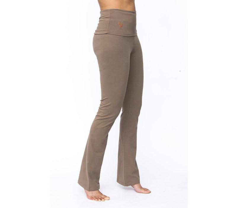 Urban Goddess Pranafied Yoga Pants - Inca Cacao